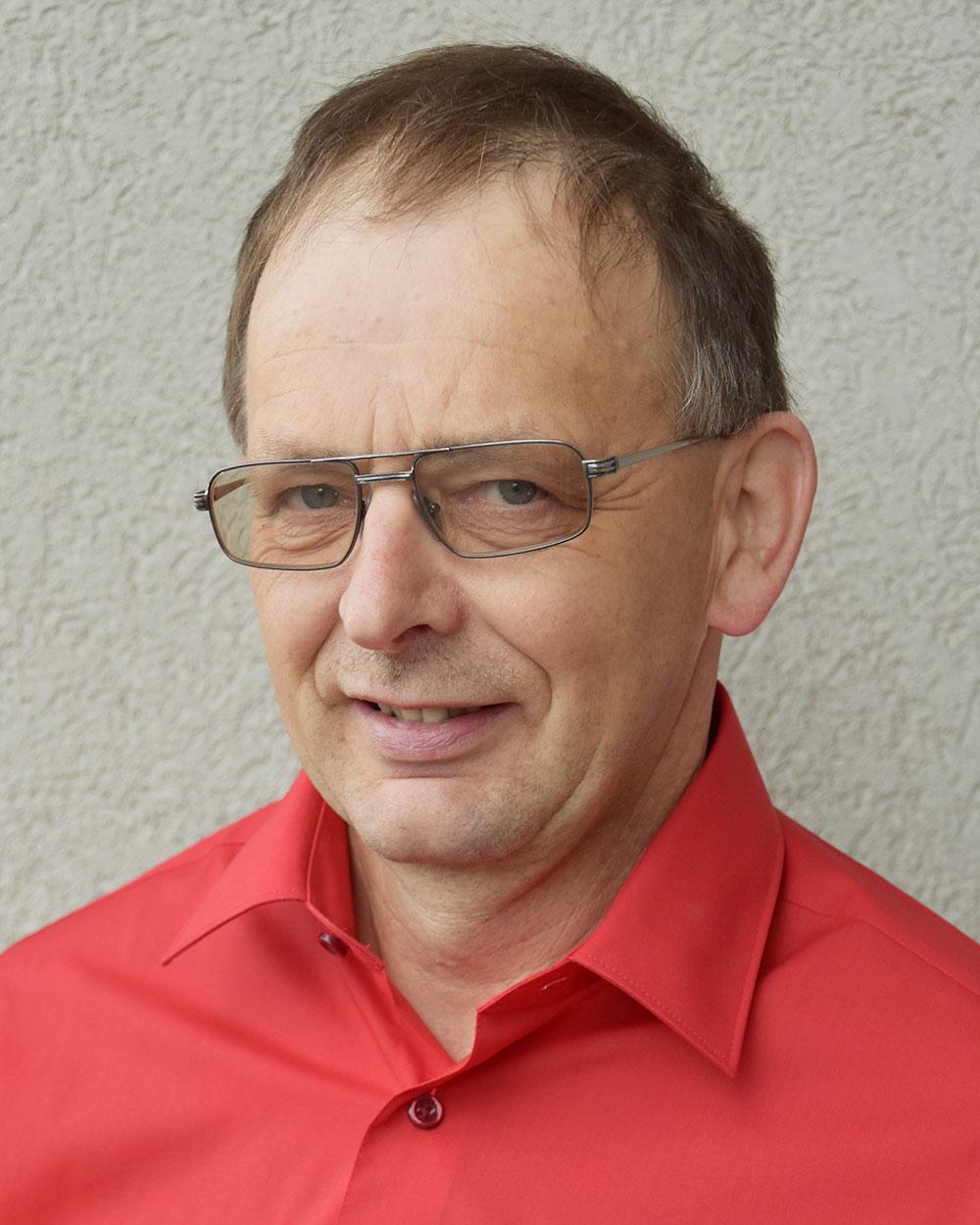 Hansruedi Unternährer